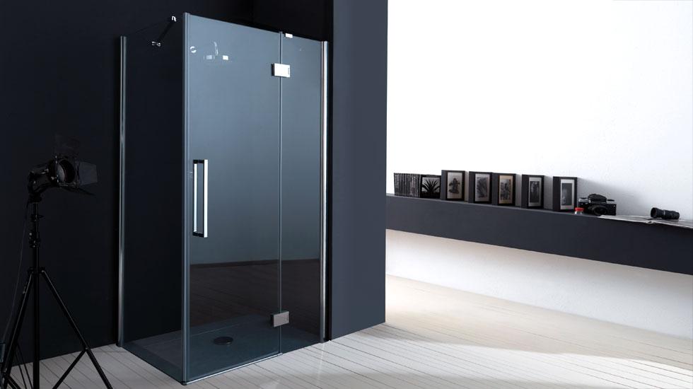 Porta doccia battente epb43 ceramichemichelediprima - Porta cabina doccia ...
