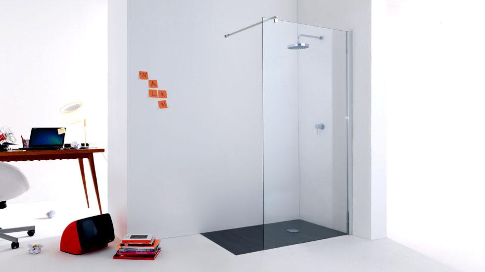 Parete doccia par053 ceramichemichelediprima - Parete in vetro prezzi ...