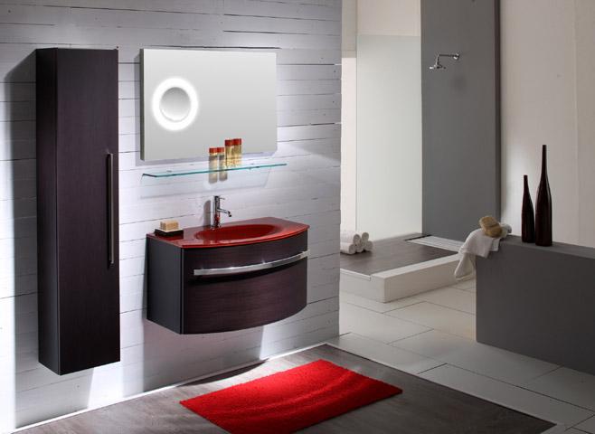 Unika progetto idea stella ceramichemichelediprima - Idea mobili bagno ...