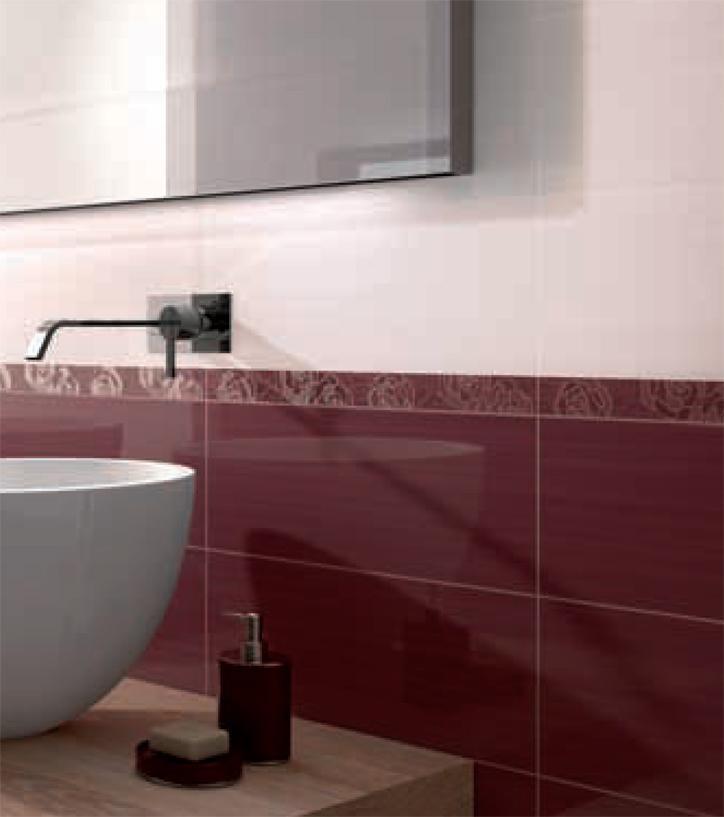 Glossy ceramichemichelediprima - Decori per bagno ...