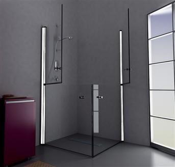 Box doccia ceramichemichelediprima - Ante per doccia ...